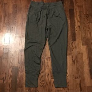 H&M Olive Green Jogger Pants SZ M